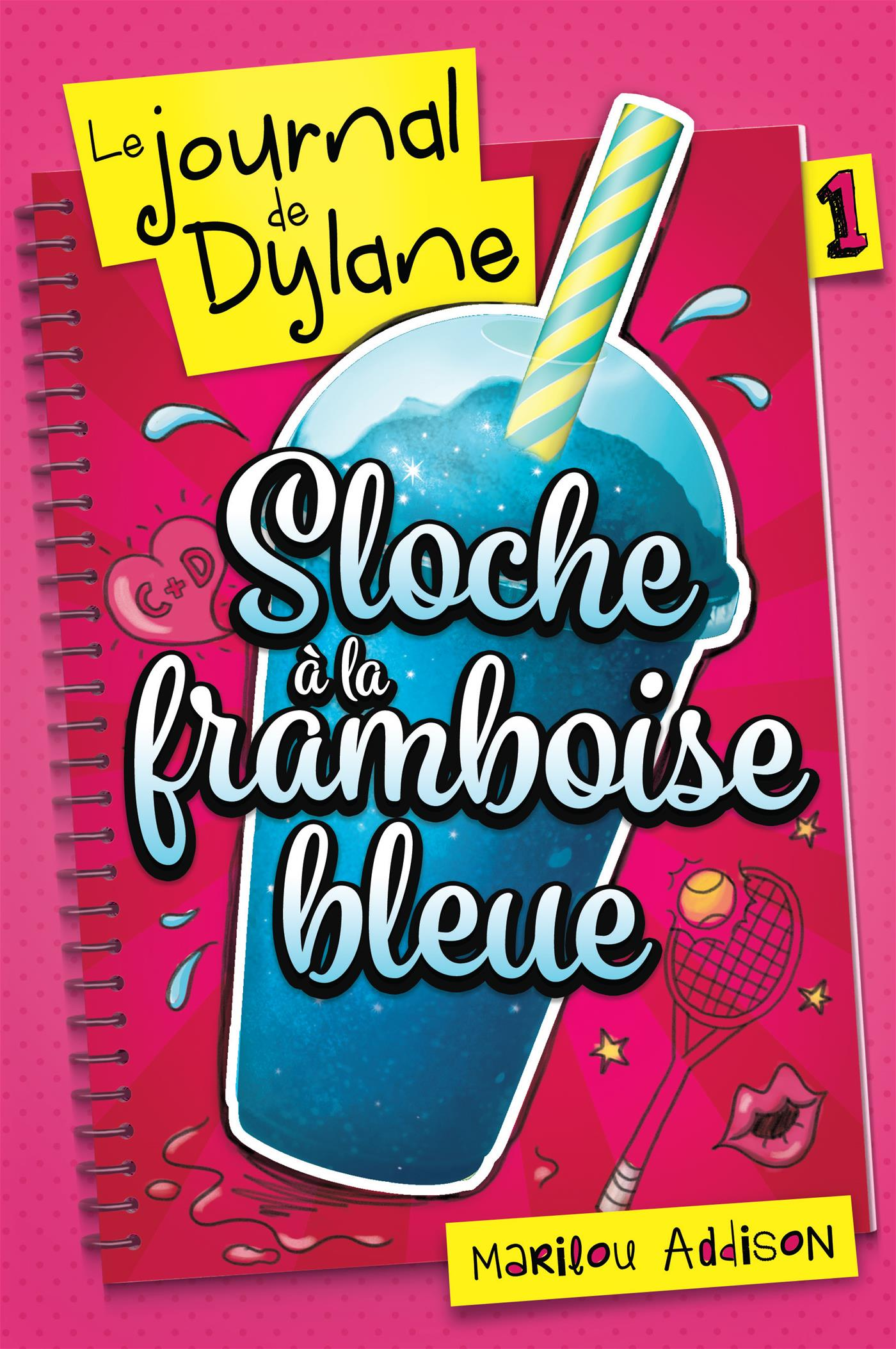 Le journal de dylane une sloche la framboise bleue for Magazine le journal de la maison
