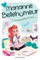 Couverture : Marianne Bellehumeur T.1 : Les pirouettes du coeur Lucille Bisson