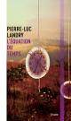 Couverture : Équation du temps (L') Pierre-luc Landry