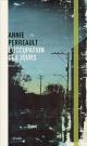 Couverture : Occupation des jours (L') Annie Perreault