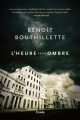 Couverture : L'heure sans ombre Benoît Bouthillette