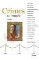 Couverture : Crimes au musée : nouvelles