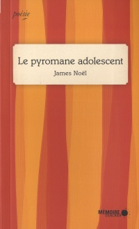Le pyromane adolescent - James Noël