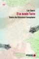 Couverture : D'un monde l'autre: tracées des littératures francophones Lise Gauvin