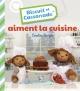 Couverture : Biscuit et Cassonade aiment la cuisine Caroline Munger