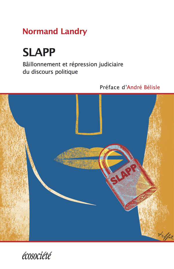Couverture : SLAPP Normand Landry