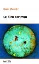 Couverture : Bien commun (Le) Noam Chomsky, David Barsamian