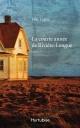 Couverture : La courte année de Rivière-Longue Elise Lagacé