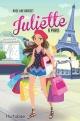 Couverture : Juliette T.5 : Juliette à Paris Géraldine Charette, Rose-line Brasset