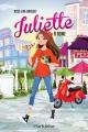 Couverture : Juliette T.7 : Juliette à Rome Rose-line Brasset