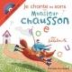 Couverture : Je chante les sons avec Monsieur Chausson (avec CD)  Bellebrute, Natalie Choquette