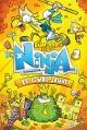 Couverture : L'univers est un ninja T.2 : Le livre jaune Alex A.