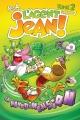 Couverture : L'agent Jean!  : saison 2 T.2 : La nanodimension Alex A.