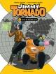 Couverture : Jimmy Tornado T.1 : Atlas ne répond plus Frédéric Antoine, Jean-françois Vachon