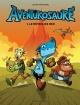 Couverture : Aventurosaure T.1 : Le réveil de Rex Julien Paré-sorel