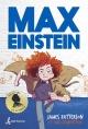 Couverture : Max Einstein T.1 : Le laboratoire des génies James Patterson, Chris Grabenstein