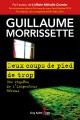 Couverture : Deux coups de pied de trop : une enquête de l'inspecteur Héroux Guillaume Morrissette