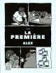 Couverture : La première T.2 : Alex  Velm