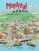 Couverture : Montréal au fil du temps (375e de Montréal): cherche et trouve Marie Bilodeau, Maxime P. Bélanger