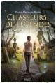 Couverture : Chasseurs de légendes T.1 : La colère de la Dame blanche Pierre-alexandre Bonin