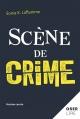Couverture : Scène de crime Sonia K. Laflamme