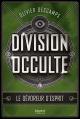 Couverture : Département occulte T.1 : Le dévoreur d'esprits Olivier Descamps