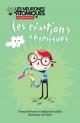Couverture : Les neurones atomiques explorent... T.4 : Les réactions chimiques  Pishier, Martin Brouillard, Stéphane Brouillard