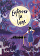 Couverture : Enterrer la lune Andrée Poulin, Sonali Zohra