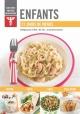 Couverture : Enfants : 21 jours de menus Stéphanie Coté
