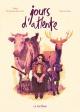 Couverture : Jours d'attente Simon Leclerc, Thomas Desaulniers-brousseau