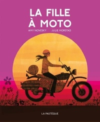Vignette du livre La fille à moto