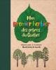 Couverture : Mon premier herbier des arbres du Québec Stéphane Labbe, Iris Martinez,  Laucolo