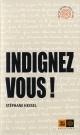 Couverture : Indignez-vous! Stéphane Hessel