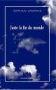 Couverture : Juste la fin du monde Jean-luc Lagarce
