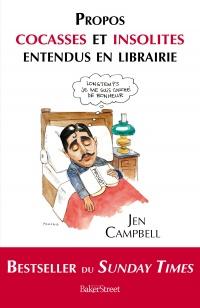 Propos cocasses et insolites entendus en libraire