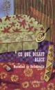 Couverture : Ce que disait Alice Normand De Bellefeuille