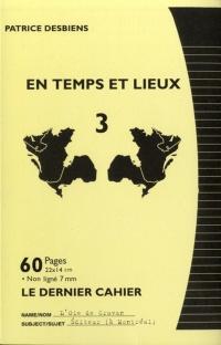 En temps et lieux Vol.3