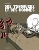 Couverture : Des tondeuses et des hommes Jean-paul Eid