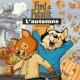 Couverture : Fred et Putulik : L'automne Jean Lacombe