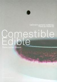 Comestible / Edible