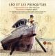 Couverture : Léo et les presqu'îles (Livre disque) Gilles Vigneault