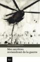 Couverture : Mes ancêtres reviendront de la guerre François Guerrette