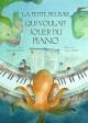 Couverture : Petite pieuvre qui voulait jouer du piano(La) Wajdi Mouawad, Stéphane Jorisch