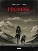 Couverture : Promise T.1: Le livre des derniers jours  Mikael, Thierry Lamy
