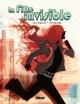 Couverture : La fille invisible Émilie Villeneuve, Julie Rocheleau