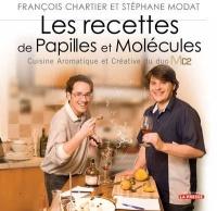 Recettes de Papilles et Molécules (Les)