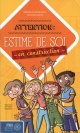 Couverture : Attention: estime de soi en construction Stéphanie Deslauriers