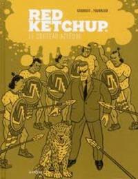Red Ketchup T.5 : Le couteau aztèque