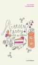 Couverture : Les carnets de rhubarbe :Garden party Stéphanie Labelle