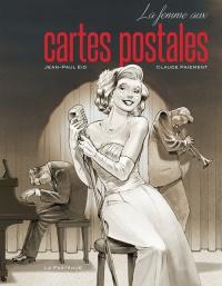 Vignette du livre La femme aux cartes postales